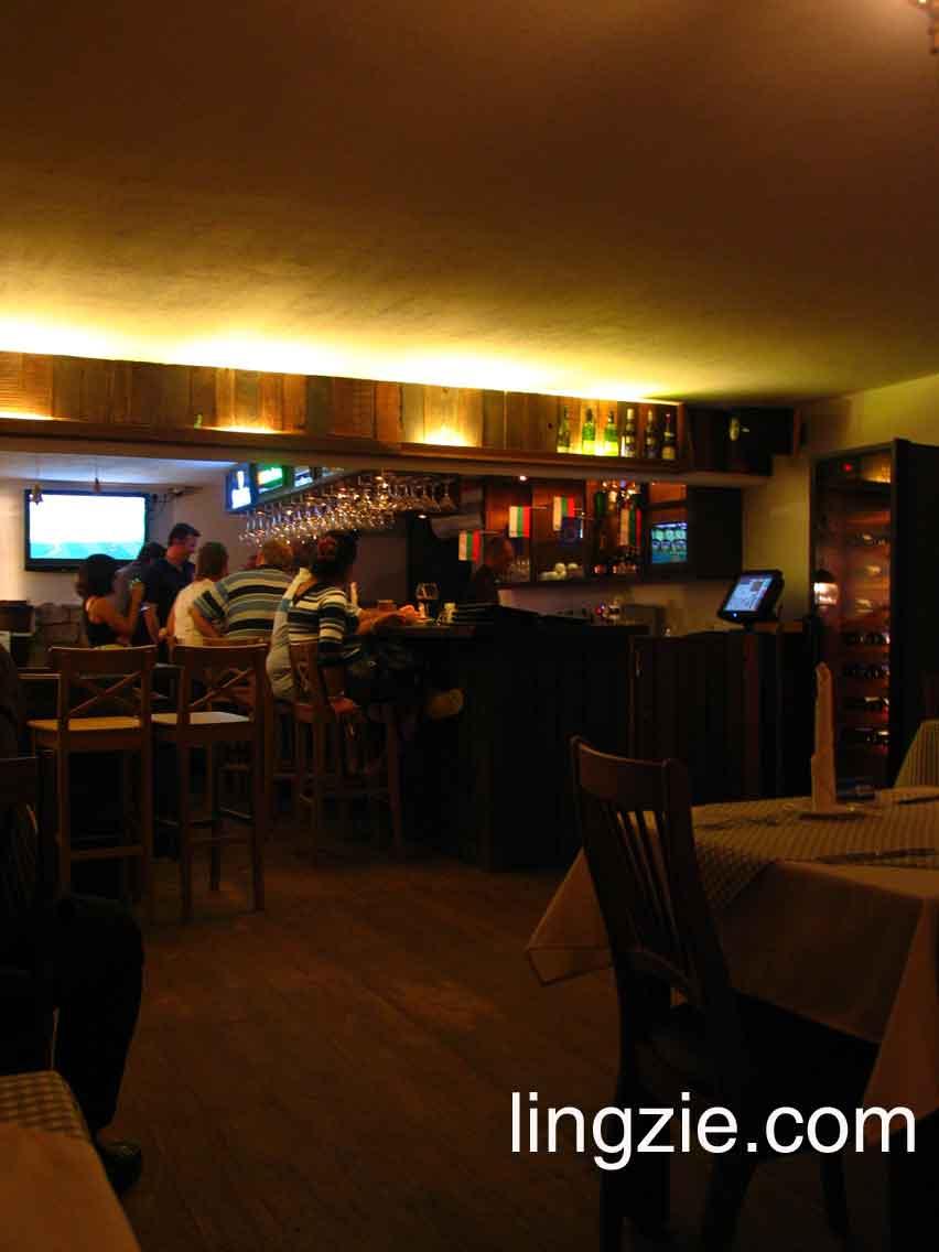 Vintage Bulgaria - bar