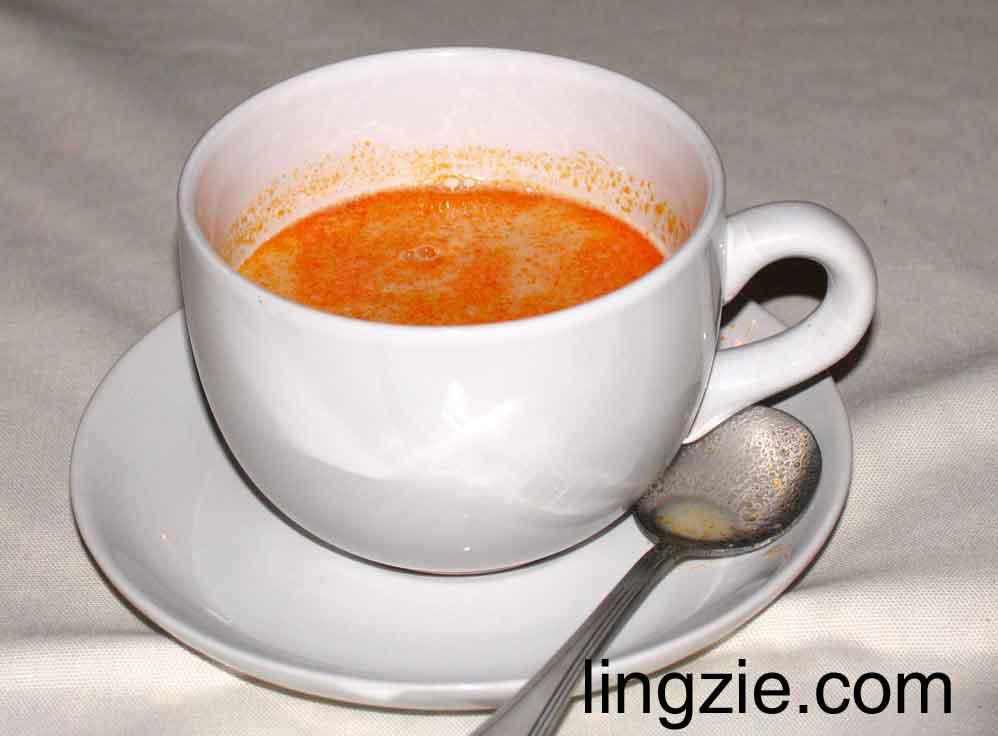 Vintage Bulgaria - Tripe soup