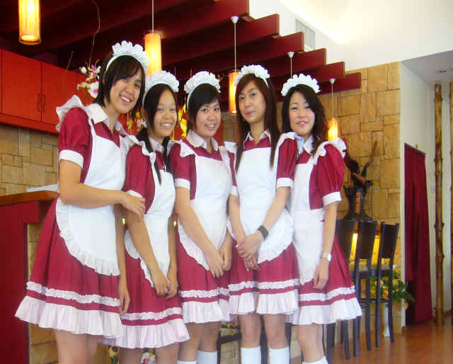 KissA Koyotei Waitresses