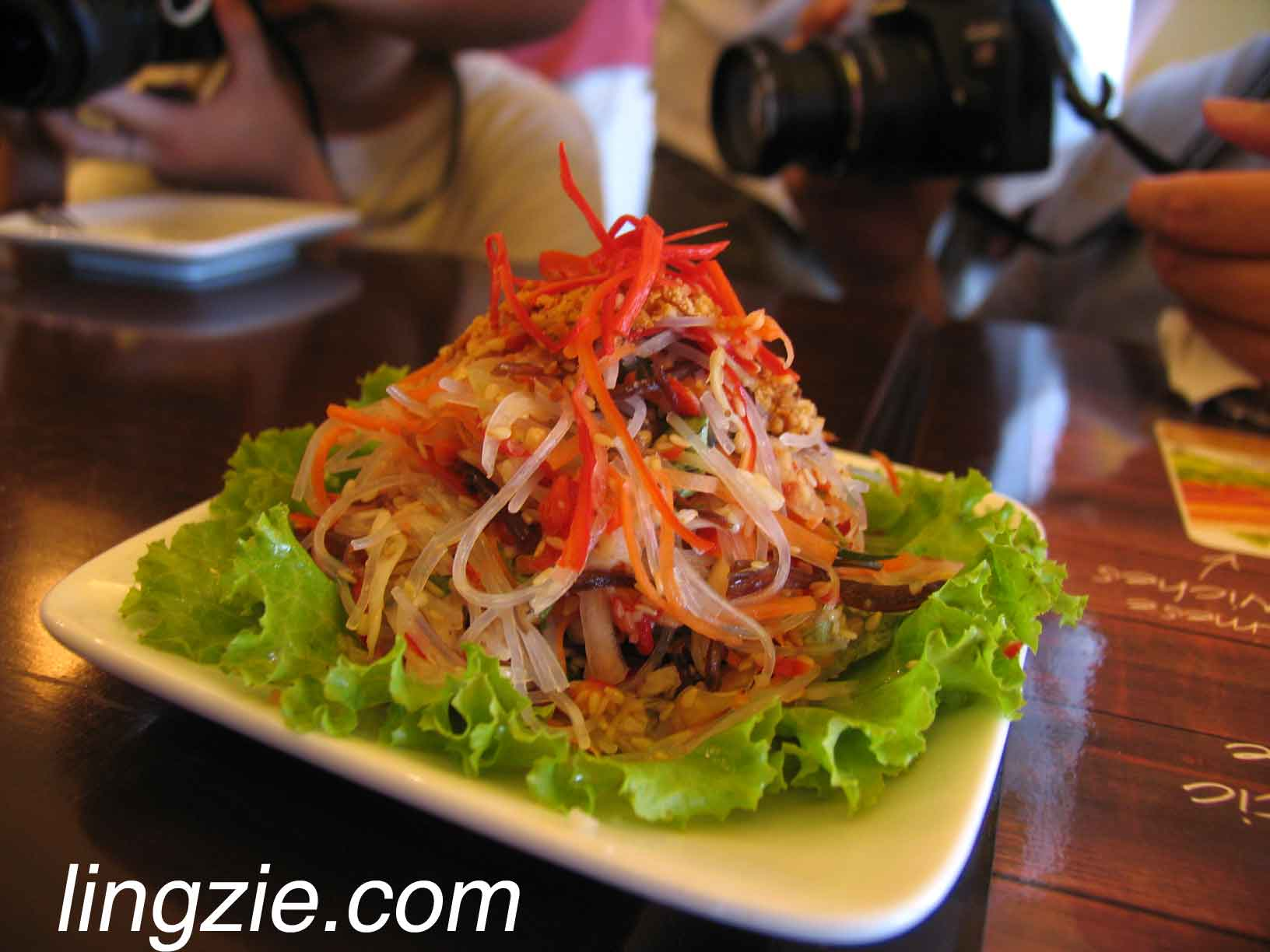 Sour Green Mango Salad (RM7.80)