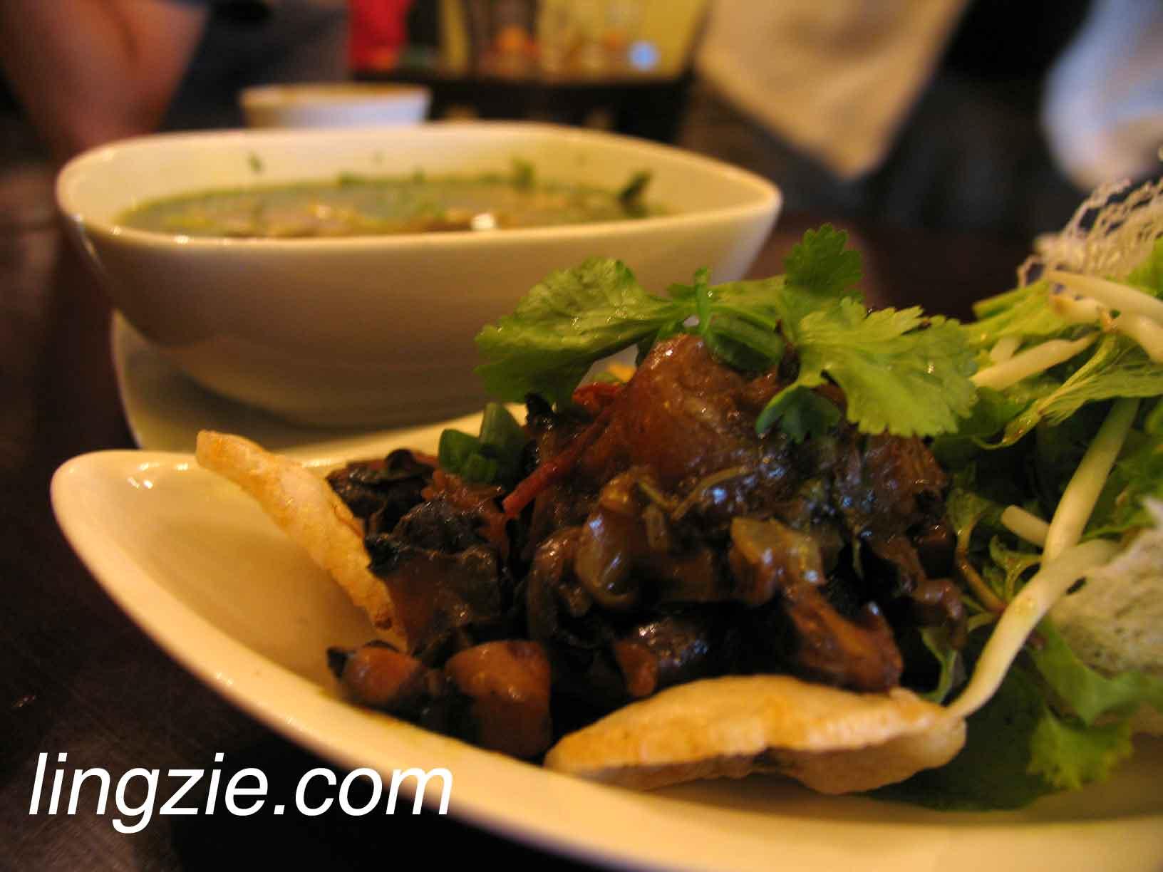 Villagers Snail Noodle Soup (RM13.80)