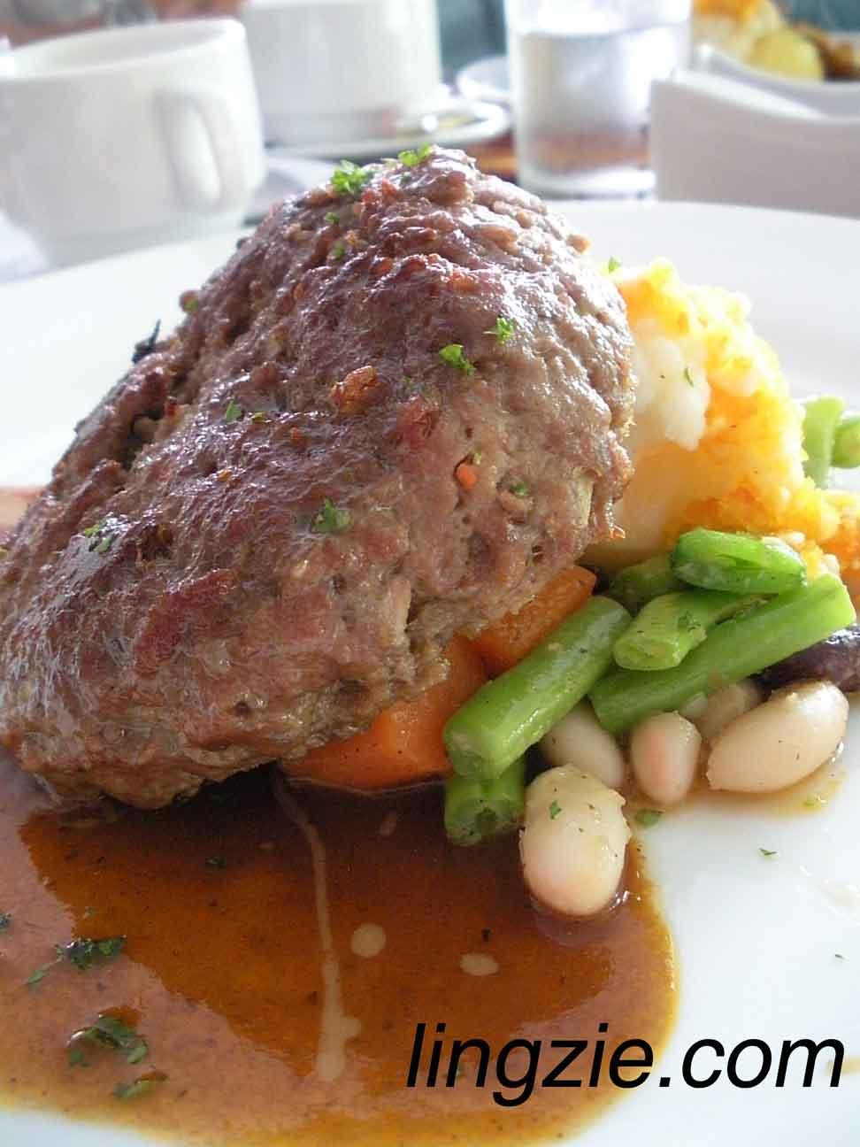 Beef Frikadelle