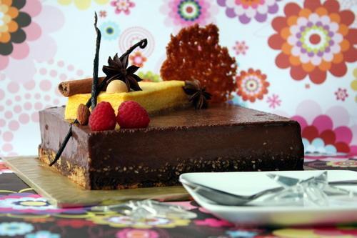 heavenly choc cake