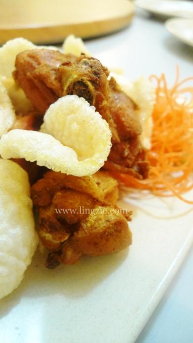 Inche Kabin (Fried Chicken)