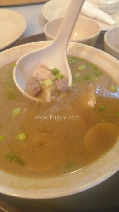 Hainanese Mushroom Soup