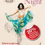 Arabian Night Beach Party @ Sigi's Bar & Grill