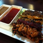 Ah' Basri satay new location