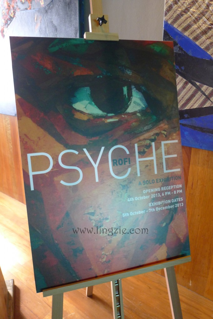 Psyche Art Exhibition by Rofi