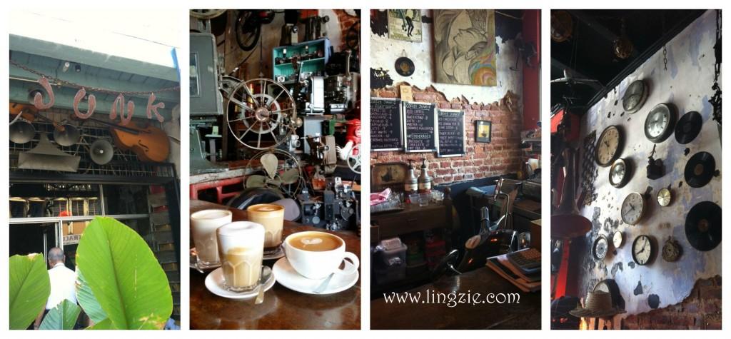 Coffee Junkie @ Junk, Chulia Street