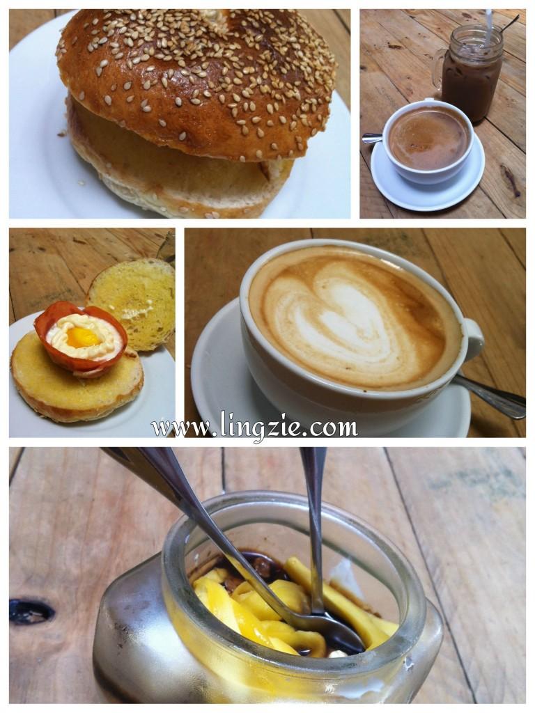 Mugshot Cafe @ Chulia Street