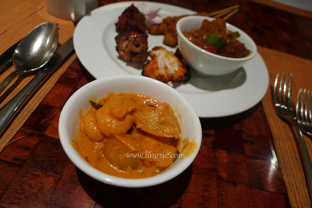 Malabari Prawn Curry