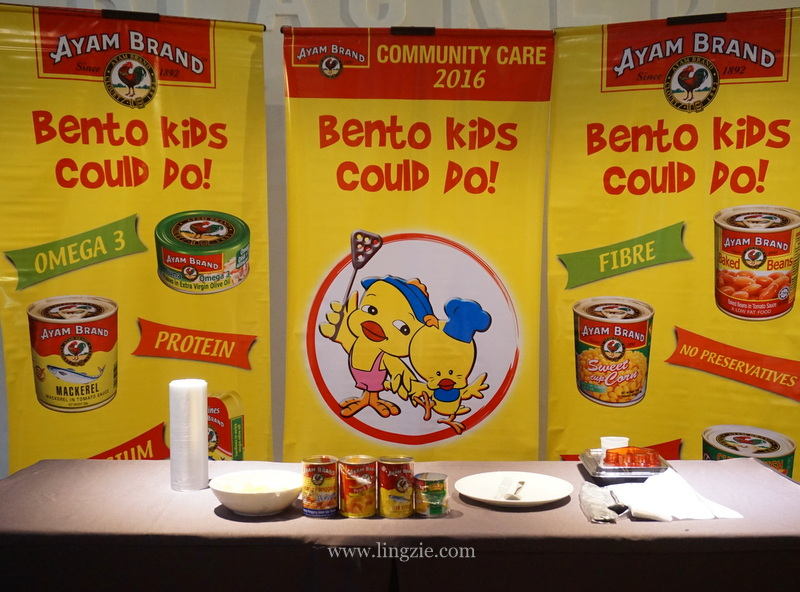 Ayam Brand Bento Kids Could Do