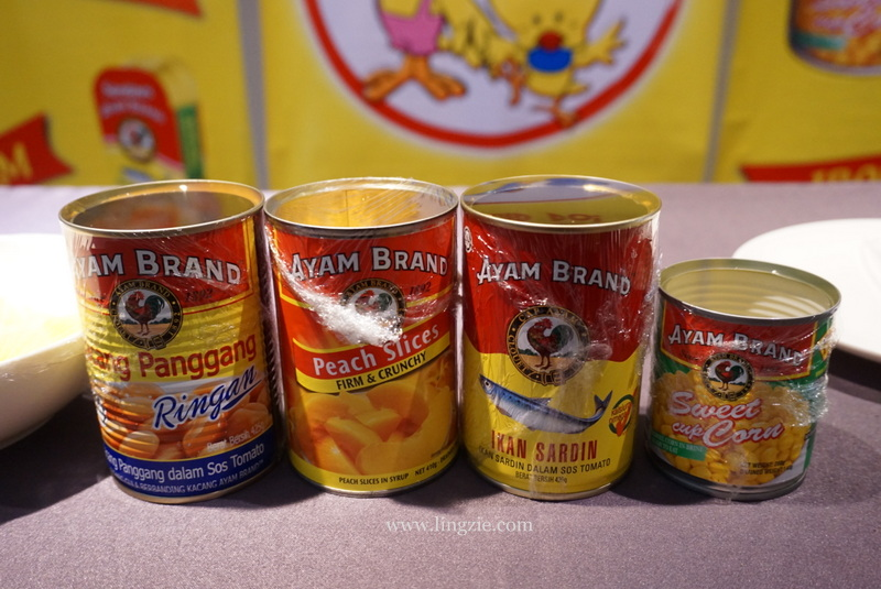 Ayam Brand products