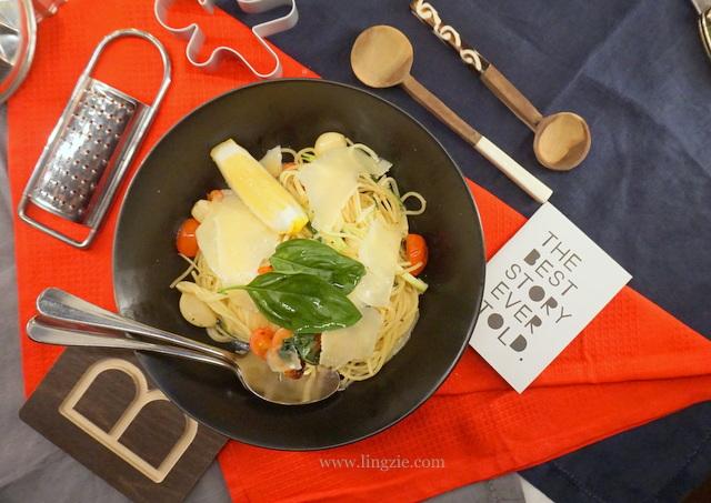Plan B Zucchini Spaghettini