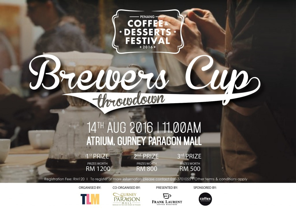 Brewers Cup Throwdown