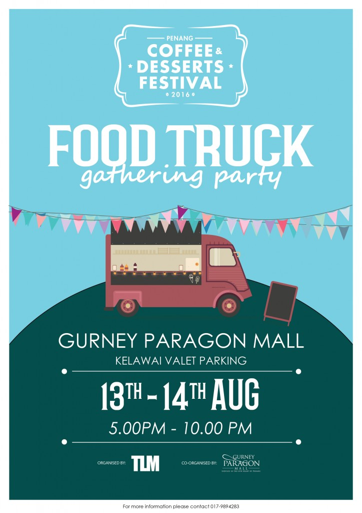 Food Truck Gathering Party