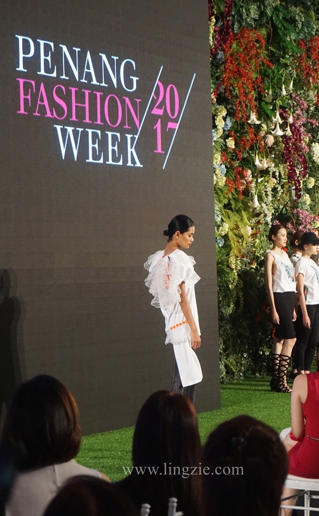 Penang Fashion Week, Colours of Spring/Summer 2017, Gurney Paragon Mall, Lingzie Food Blog, Penang Food Blog