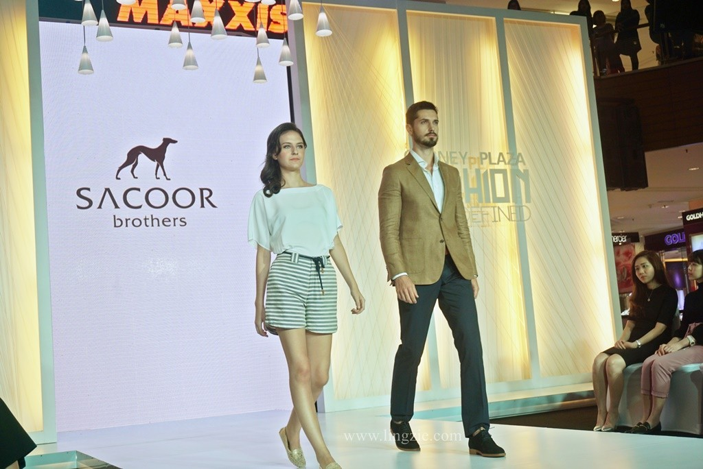 Penang Fashion Week 2017, Gurney Plaza, Fashion Redefined, Sacoor Brothers, Spring/Summer 2017, Lingzie Food Blog, Penang Food Blog