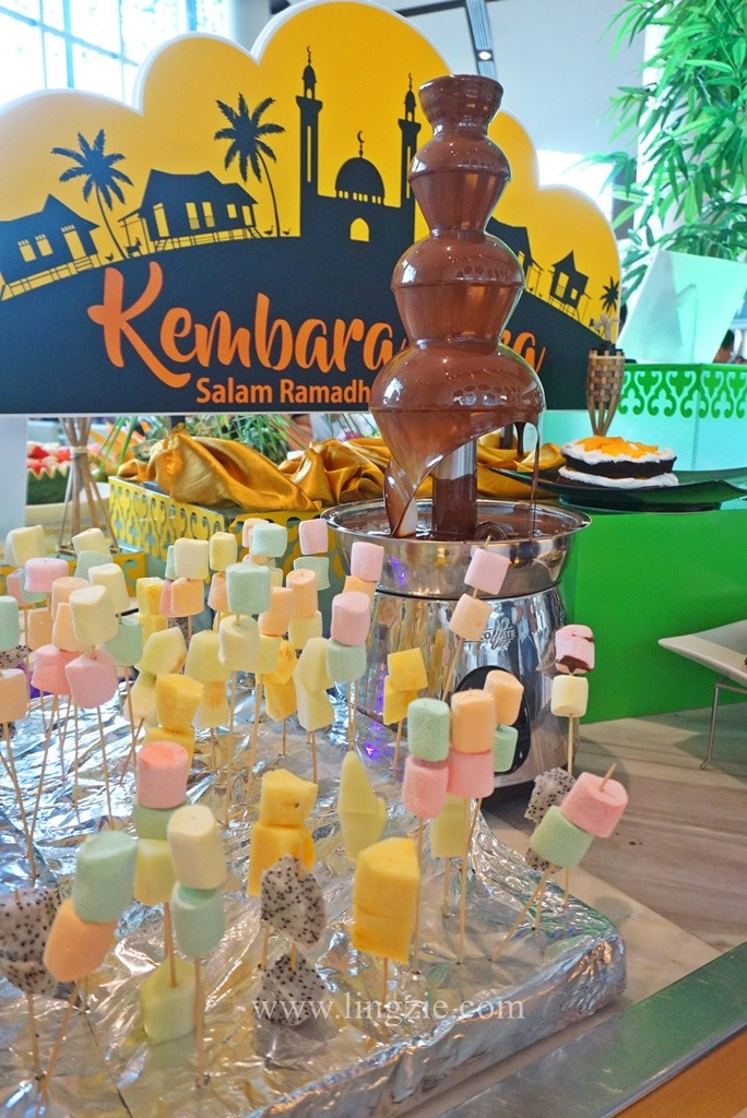 Ramadhan Buffet 2017, Eastin Hotel Penang, Lingzie Food Blog, Penang Food Blog