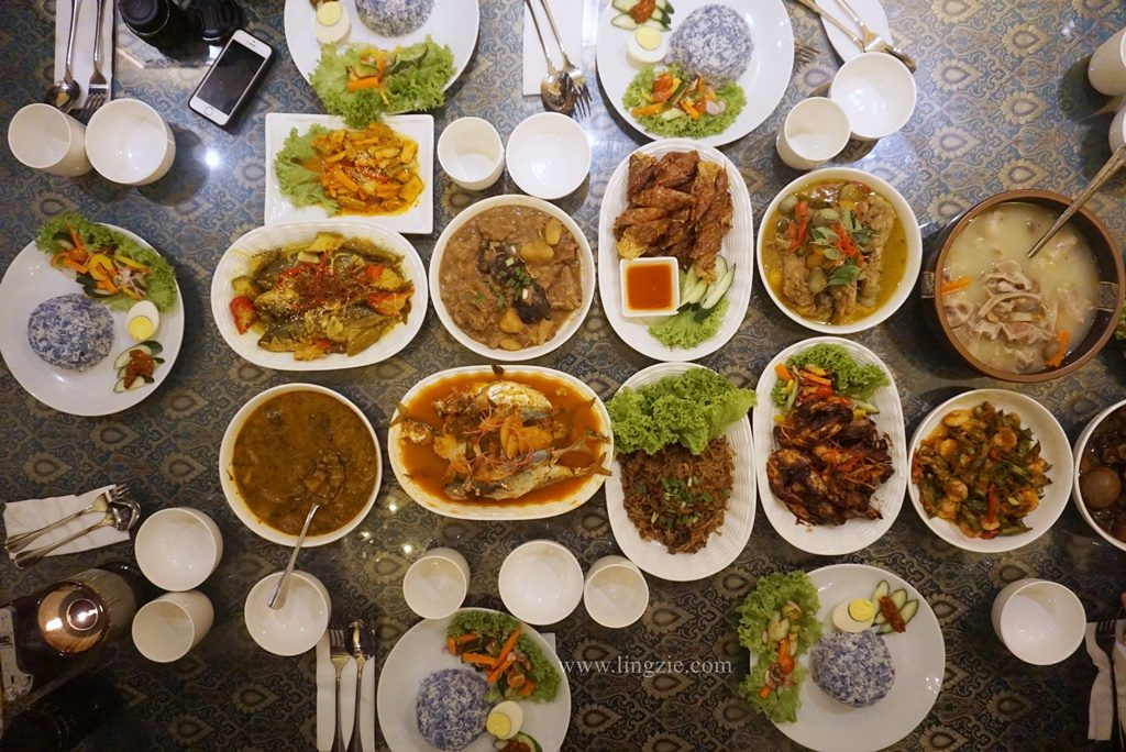 Richard Rivalee Nyonya Cuisine, M Mall, Designer Chef, Penang Food Blog, Lingzie Food Blog
