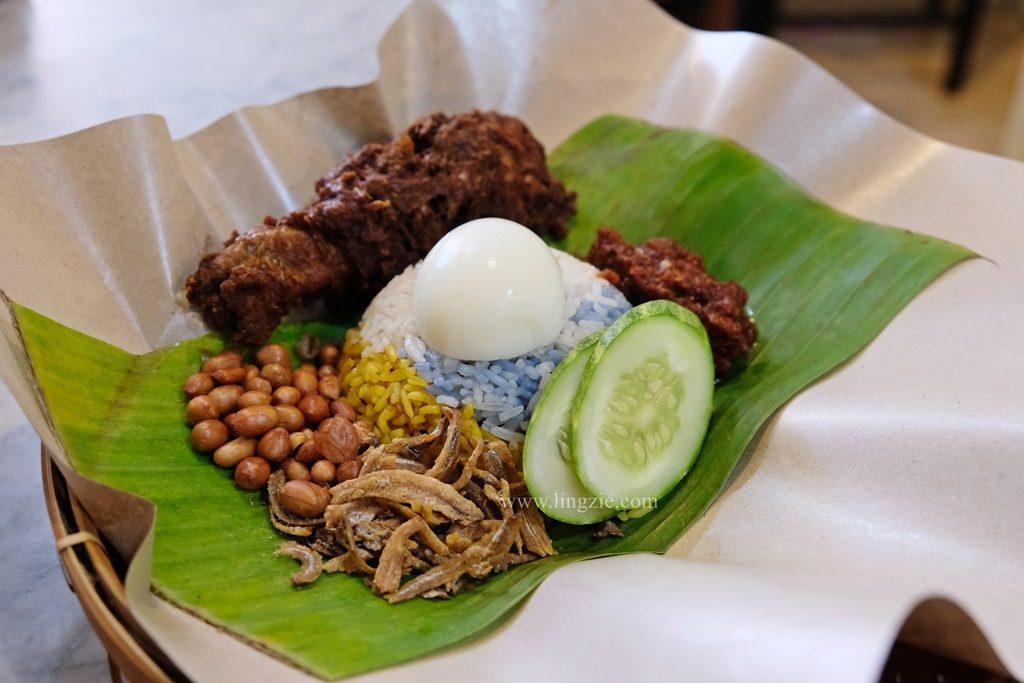 Art Sim Kitchen, Nyonya Kuih, Nasi Lemak, Just Wardrobe, Kelawei Road, Lingzie Food Blog, Penang Food Blog