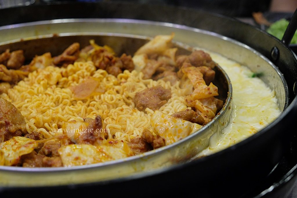 Mr Dakgalbi Gurney Plaza Penang, Korean Food in Penang, Penang Food Blog, Lingzie Food Blog