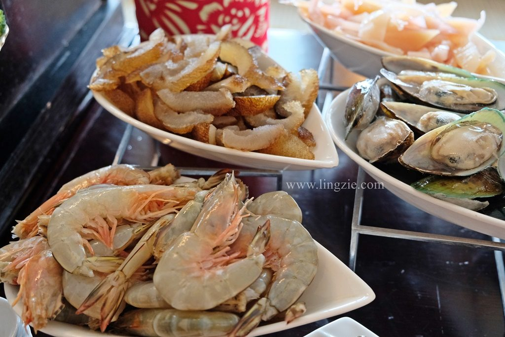 Chinese New Year 2018, Steamboat Buffet, E&O Hotel Penang, Reunion Dinner, Penang Food Blog