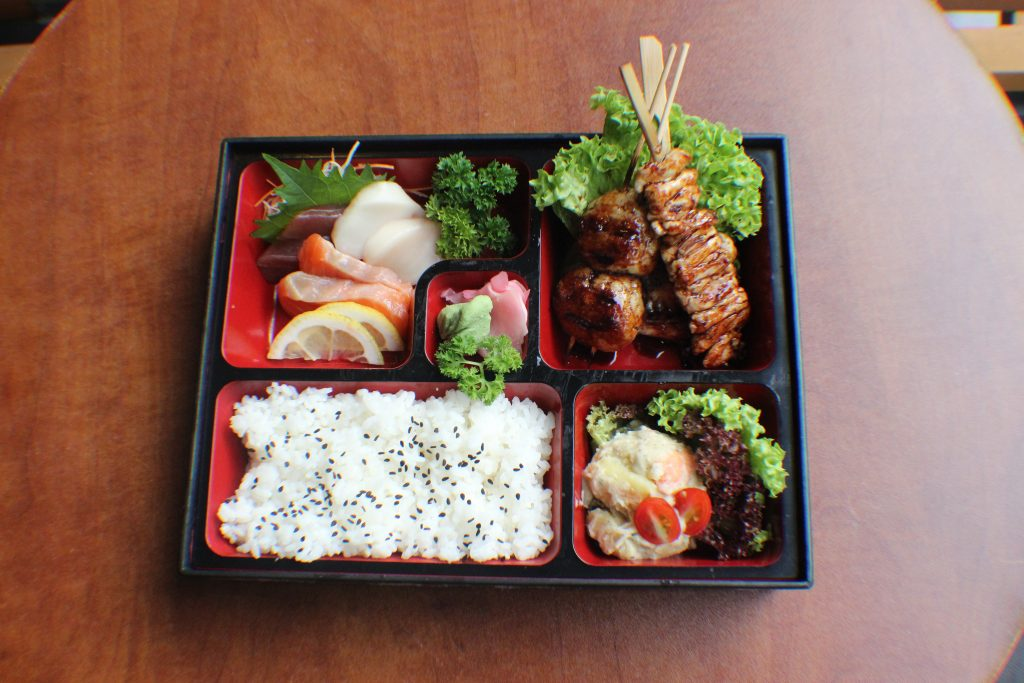 Vino Vino Bistro Japanese Bento Lunch Set