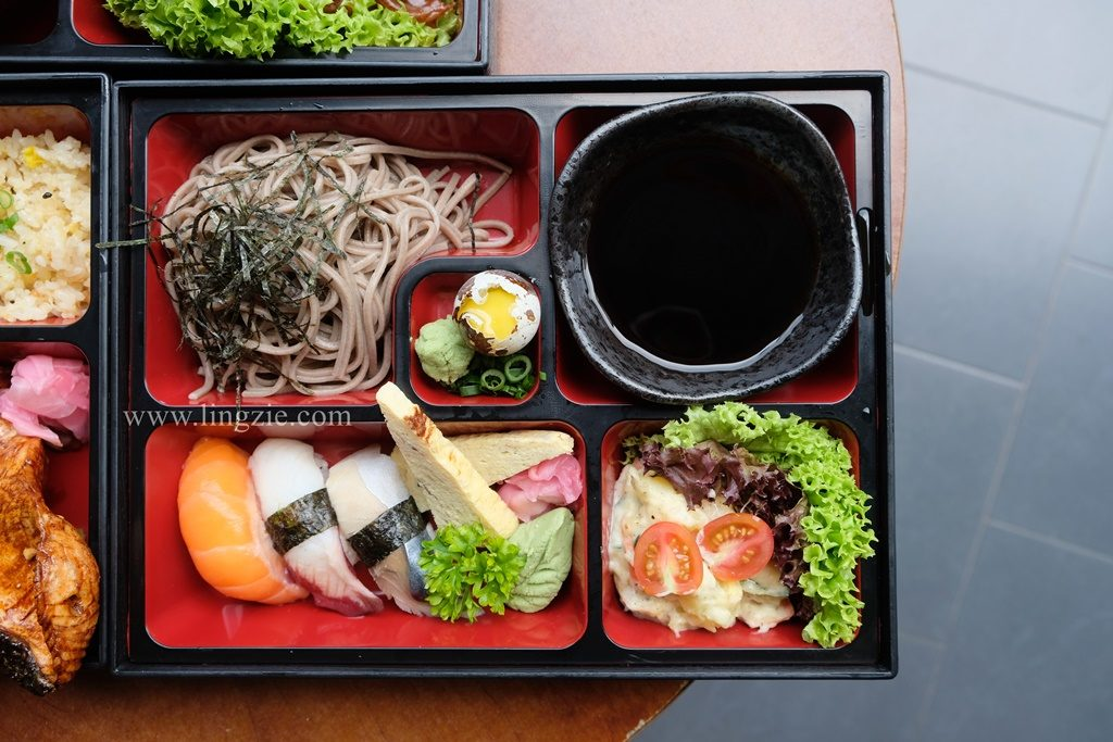 Vino Vino Bistro Japanese Bento Set Lunch