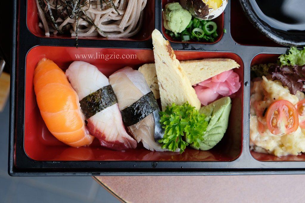 Vino Vino Bistro Japanese Bento Set Lunch