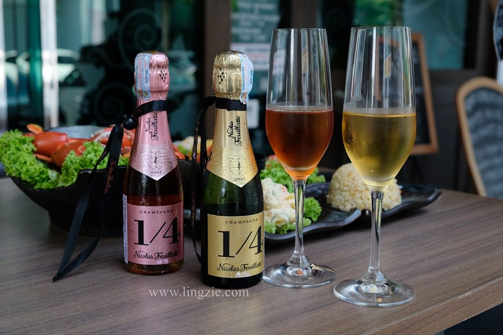 Vino Vino Bistro, Bay Avenue, Yakitori Bar, Champagne Brunch, Penang Food Blog