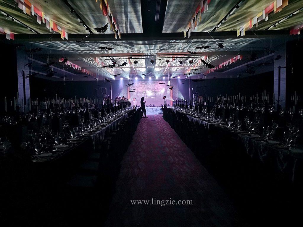 G Ball 2018, Ghost Ball, G Hotel Gurney, Penang Food Blog, Business Appreciation Dinner
