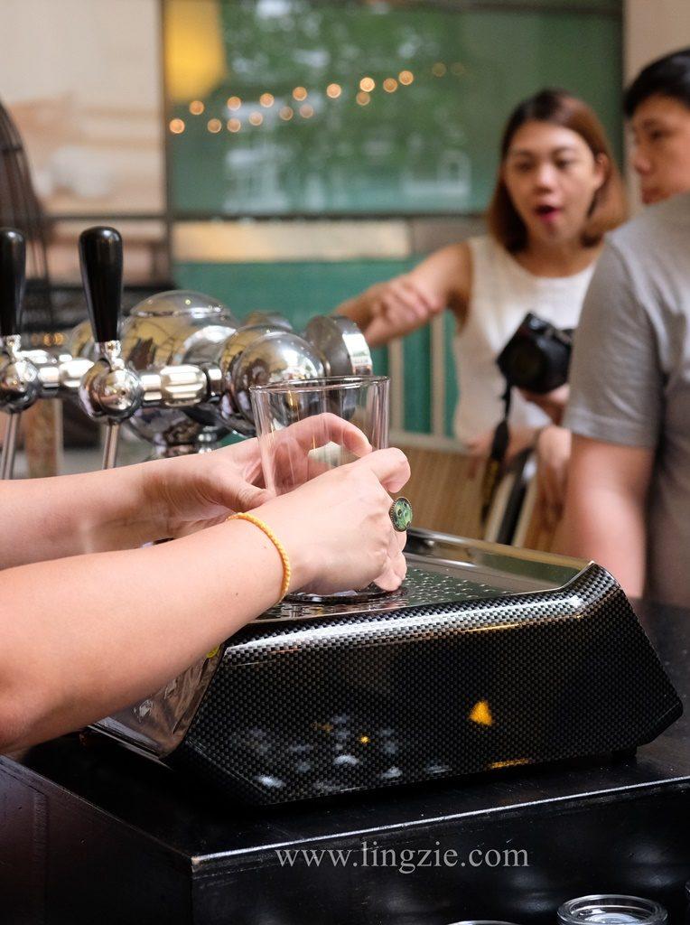 Tree Bar, G Hotel Gurney, Reverse Tap Beer, Penang Food Blog