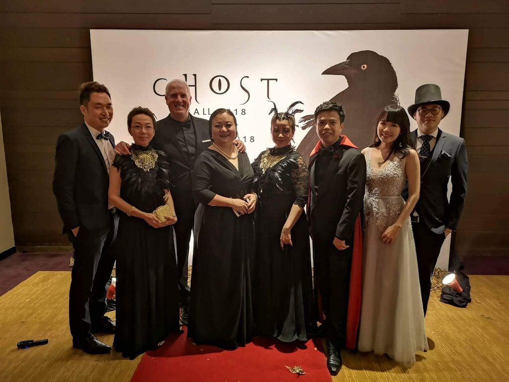 G Ball 2018, Ghost Ball, G Hotel Gurney, Penang Food Blog, Business Appreciation Dinner